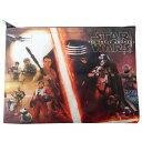 Star Wars: The Force Awakens(スター・ウォーズ/フォースの覚醒) カイロ・レン フラットポーチ EP7 ポスター