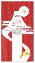 【メール便送料無料】[F-322] ハンカチ 祝儀袋 ハンカチ金封 富士 赤結婚 出産 ご祝儀袋 おしゃれ フォーラムアート 縁起 かわいい 人気 おしゃれ 結...