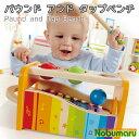 [E0305]Hape パウンドアンドタップベンチ おもちゃ キッズ 子供 ギフト プレゼント