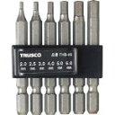 TRUSCO 六角ビットセット THB-6S