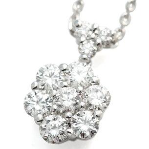 ダイヤモンド スイートテン フルーレットネックレス クラリティ