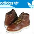 [SOLD OUT]送料無料 アディダス オリジナルス adidas Originals アディ ナビィ ブーツ [ ADI NAVVY BOOT #G50554 ] ブラウン メンズ ブーツ BROWN 海外限定 [ 正規 あす楽 ]【□】