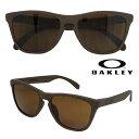 オークリー Oakley サングラス Frogskins Asian Fit フロッグスキン アジアンフィット OO9245-29 タバコ ダーク ブロンズ メ...