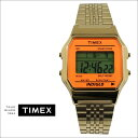 [SOLD OUT]TIMEX タイメックス 腕時計 40mm TW2P65100 TIMEX 80 MESH メンズ