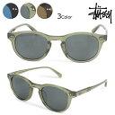 STUSSY ステューシー サングラス メンズ レディース UVカット ロゴ ROMEO EYEGEAR 140015 3カラー