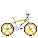 【最大1000円OFFクーポン】 Mongoose STRANGER THINGS MAX マングース ストレンジャー シングス マックス BMX 自転車 20インチ 子供用 キッズ ストリート フリースタイル イエロー R0995WMDS