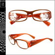 アランミクリ alain mikli メガネ 眼鏡 ブラウン レッド A0322 51 セルフレーム サングラス メンズ レディース あす楽