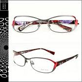 アランミクリ alain mikli メガネ 眼鏡 シルバー レッド AL1101 0202 メタルフレーム サングラス メンズ レディース