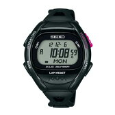 セイコー SEIKO スーパーランナーズ ソーラー 腕時計 ブラック [ あす楽対象外 ] 【NEW】