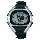 セイコー SEIKO スーパーランナーズ ソーラー 腕時計 シルバー×ブラック スポーツショップ限定カラー [ あす楽対象外 ] 【NEW】