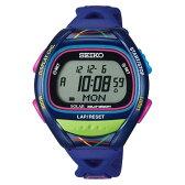 セイコー SEIKO スーパーランナーズ ソーラー 腕時計 ブルー [ あす楽対象外 ] 【NEW】