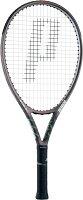 Prince プリンス ラケット テニス 硬式用テニスラケット フレームのみ エンブレム 120 ガンメタリック×シルバー 【あす楽対象外】【返品不可】の画像