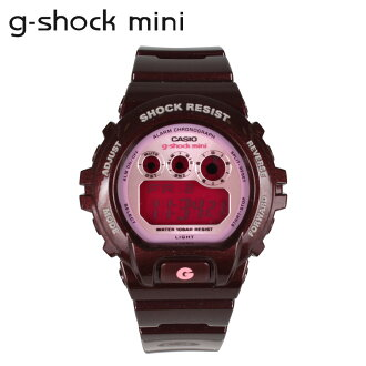 Casio GMN-692-5JR CASIO g-shock mini watch men's women's watches