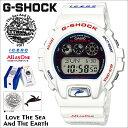 CASIO カシオ G-SHOCK イルカ クジラ 2017 腕時計 GW-6901K-7JR ジーショック Gショック G-ショック ホワイト イルクジ コラボ メンズ [177]