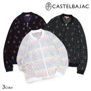 CASTELBAJAC 24671222 カステルバジャック ジャケット レディース ブルソン 薄手 ブラック ホワイト ネイビー [184]
