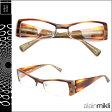 アランミクリ alain mikli メガネ 眼鏡 A0649 12 ブラウン イエロー セルフレーム メガネ サングラス メンズ レディース あす楽
