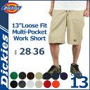 ディッキーズ 42283 ハーフパンツ Dickies 全13色 メンズ
