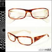 アランミクリ alain mikli メガネ 眼鏡 ブラウン ナチュラル BWN-26 AL0511 0033 セルフレーム サングラス メンズ レディース