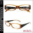 ミクリ mikli アランミクリ メガネ 眼鏡 ブラウン BWN-4 M0608 COL06 セルフレーム alain mikli サングラス メンズ レディース