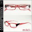 ミクリ mikli アランミクリ メガネ 眼鏡 レッド BKRD-1 M0804 COL23 セルフレーム alain mikli サングラス メンズ レディース あす楽