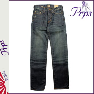 ピーアールピーエス PRPS vintage denim E59P50NV RAMBLER cotton mens