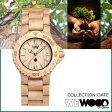 [SOLD OUT]ウィーウッド WEWOOD 腕時計 DATE ベージュ BEIGE デイト ウォッチ 時計 メンズ レディース