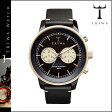 [SOLD OUT]送料無料 トリワ TRIWA×Tarnsjo 腕時計 メンズ レディース ウォッチ 時計 レザー ブラック×ゴールド NEAC 112 ブルー レーブン NEVIL ユニセックス [ 正規 あす楽 ]