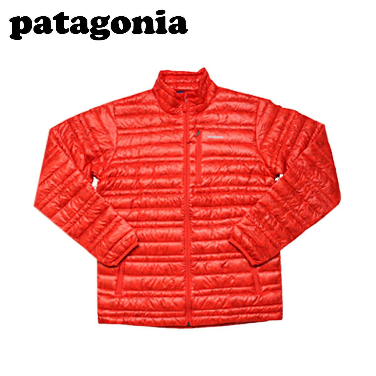 ポイント2倍 送料無料 パタゴニア patagonia ウルトラダウンジャケット [ レッド ] 84755 スリムフィット Patagonia Men's Ultralight Down Jacket ナイロン メンズ [ 正規 あす楽 ]【ホワイトデー】【MFS0301】02P01Mar15