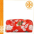 [SOLD OUT]送料無料 トリーバーチ TORY BURCH コスメポーチ [ハバネロペッパー] 11129037 621 EW COSMETIC CASE パテントレザー レディース HABENERO PEPPER [ 正規 あす楽 ]