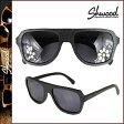 シュウッド Shwood サングラス ダークウォルナット グレー ASHLAND クルミ アイウェア アメリカ製 メガネ 木製 WOADWG メンズ レディース