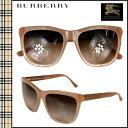 ポイント2倍 送料無料 バーバリー BURBERRY サングラス [ ブラウン × ブラウン ] SUNGLASSES 眼鏡 メガネ レディース メンズ [ 正規 あす楽 ] 02P31Aug14