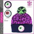 [SOLD OUT]ミシカ Mishka NEWERA ニット キャップ [ 2カラー ] Keep Watch Safari Knit Pom ニット帽 帽子 メンズ [ 正規 あす楽 ]
