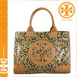 [SOLD OUT]送料無料 トリーバーチ TORY BURCH トート バッグ [ クラシックチーター × エイジドヴァケッタ ] 32129835 967 TOTE 鞄 レディース [ 正規 あす楽 ]