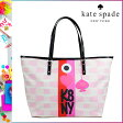 [SOLD OUT]送料無料 ケイトスペード kate spade トートバッグ [ ピンク ] PXRU 4420 654 レディース TOTE トート バッグ [ 正規 あす楽 ]【□】