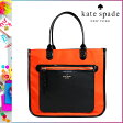 [SOLD OUT]送料無料 ケイトスペード kate spade トートバッグ [ オレンジ ] PXRU 4499 869 レディース TOTE トート バッグ [ 正規 あす楽 ]【□】