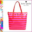 [SOLD OUT]送料無料 ケイトスペード kate spade トート バッグ [ ピンク × マラスキーノ ] WKRU 2270 550 TOTE レディース [ 正規 あす楽 ]【□】
