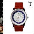 [SOLD OUT]送料無料 トリワ TRIWA 腕時計 [ シルバー × ブラウン ] HURRICANE NIBEN BROWN CLASSIC メンズ レディース ユニセックス NIAC101 [ 正規 あす楽 ]