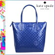 [SOLD OUT]送料無料 ケイトスペード kate spade レディース トートバッグ WKRU 2669 943 ホリデイブルー JERALYN [ 正規 あす楽 ]【□】