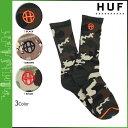 5250円以上で 送料無料 HUF ソックス 靴下 正規 あす楽 通販