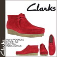 [SOLD OUT]クラークス Clarks パドモア ワラビー PADMORE SUEDE 61808 メンズ