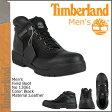 送料無料 ティンバーランド Timberland ウォータープルーフ フィールドブーツ [ ブラック ] 13061 Waterproof Field Boot スムースレザー メンズ [ 正規 あす楽 ]【□】【ホワイトデー】