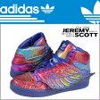 送料無料 アディダス オリジナルス adidas Originals ジェレミー・スコット Jeremy Scott WING 2.0 スニーカー [ スパンコール ] Q23650 レザー メンズ ウイング ObyO [ 正規 あす楽 ]