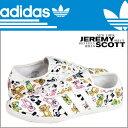 送料無料 アディダス オリジナルス adidas Originals ジェレミー・スコット Jeremy Scott P SOLE スニーカー Q23665 キャンバス メンズ レディース ピーソール ObyO ユニセックス [ 正規 あす楽 ]【母の日】【☆】