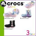 クロックス crocs サンダル [ 全3種類 ] 海外正規品 クロスライト アウトドア スポーツ クロッグ ジビッツ ジュニア メンズ [ 正規 あす楽 ] 【父の日】