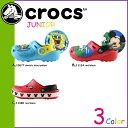 クロックス crocs サンダル [ 全3種類 ] 海外正規品 クロスライト アウトドア スポーツ クロッグ ジビッツ ジュニア [ 正規 あす楽 ] 【父の日】