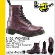 送料無料 ドクターマーチン Dr.Martens 1460 WOMENS 8ホール ブーツ [ パープル ] R13661510 PRINT レザー レディース メンズ [ 正規 あす楽 ]