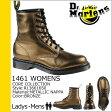 送料無料 ドクターマーチン Dr.Martens 1460 WOMENS 8ホール ブーツ [ ブロンズ ] R13661650 PRINT レザー レディース メンズ [ 正規 あす楽 ]