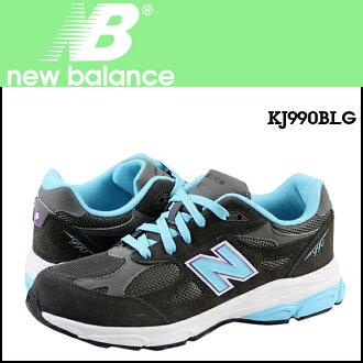 New balance new balance KJ990BLG kids women's sneakers M wise suede / mesh suede