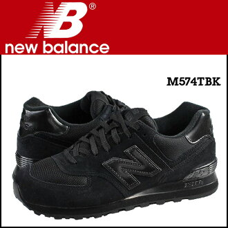 New balance new balance sneakers M574TBK2E wise suede men's suede