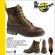 送料無料 ドクターマーチン Dr.Martens 8ホール ブーツ [ タン ] R14789220 LEO レザー メンズ [ 正規 あす楽 ]【□】【ホワイトデー】